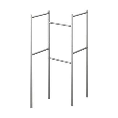Ikea Grundtal Stainless Steel Flexi ... ran Handuk Lipat - Silver