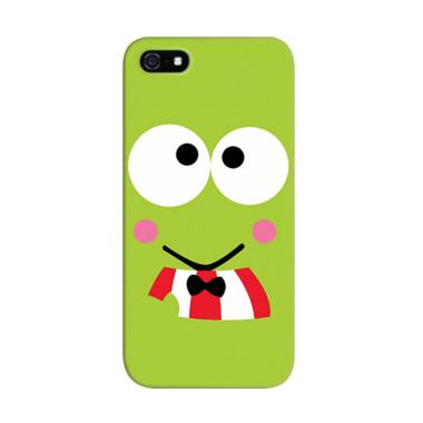 harga Indocustomcase Keroppi Custom Hardcase Casing for Apple iPhone 5/5S/SE Blibli.com
