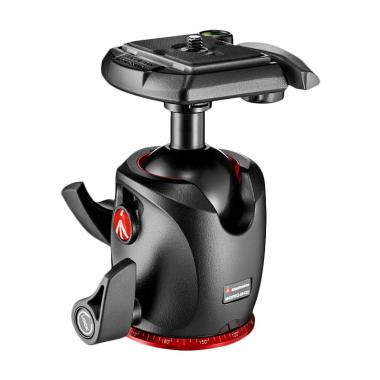 Manfrotto MHXPRO-BHQ2 XPRO Ball Hea ... ck-Release System - Hitam
