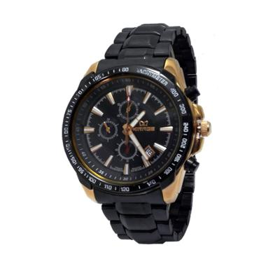Mirage D45H420MRG8305MBRPRG Casual Edition Date Jam Tangan Pria