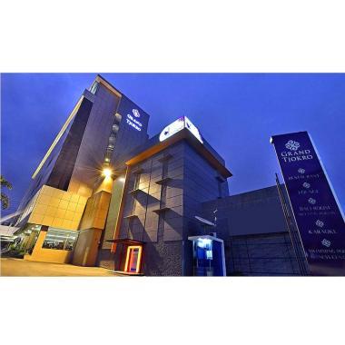Grand Tjokro Hotel Jakarta Room Type Superior E-Voucher [2 Malam]