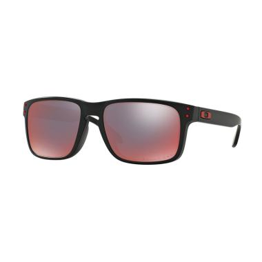 Oakley Sunglasses Holbrook (A) Oo9244 - Matte Black  924421 Size 56 Torch  Iridium Polarized  82272d82b2