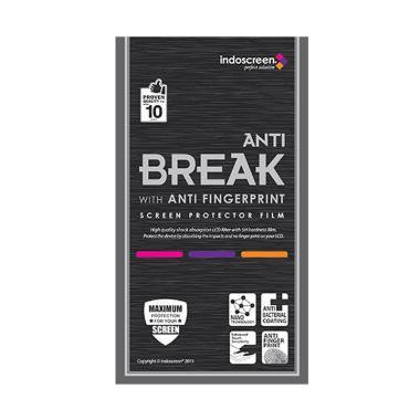 Indoscreen Screen Protector for Sam ... Inch - Clear [Anti Break]
