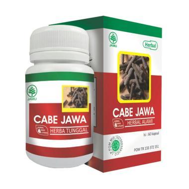 Herbal Indo Utama Cabe Jawa Pendong ... yahwat Suplemen Kesehatan