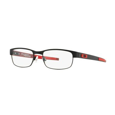 Oakley 507904 Ophthalmic Optical Ca ... ack Ferrari Red [Size 55]