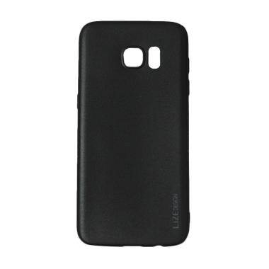 the best attitude 2d160 eff99 Matte Softcase Casing for Samsung Galaxy S7 Edge - Black