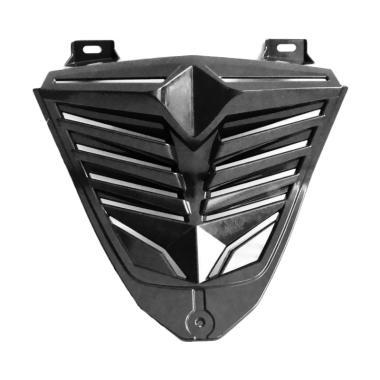 harga Raja Motor Aksesoris Motor Cover Dek Mesin for Kawasaki Ninja 250 - Hitam [CVR4011-Hitam] Blibli.com