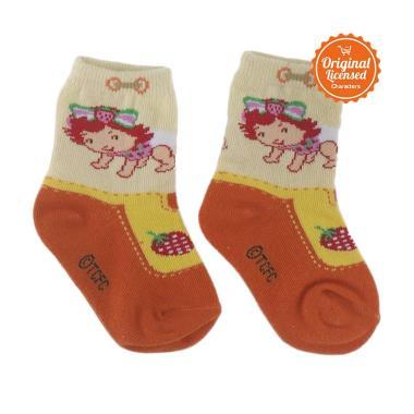 Strawberry Shortcake SSC007K Socks Kaos Kaki Anak - Multicolor