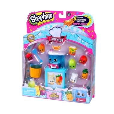 Shopkins Chef Club Juicy Smoothie C ... tend Play [Original Item]