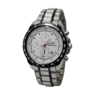 Mirage D45H420MRG8305MBRPSPP Casual Edition Date Jam Tangan Pria