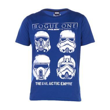 Star Wars Rogue One The Galactic Em ... nak Laki-Laki - Biru Navy