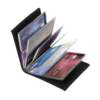 As Seen On Tv Wonder Wallet RFID Bl ... er Dompet Kartu Serbaguna