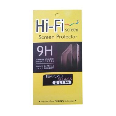 Hifi Tempered Glass Screen Guard fo ... ch - Clear [Besar/0.26mm]