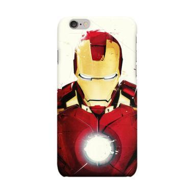 Indocustomcase Iron Man Cover Casin ...  Iphone 6 Plus or 6S Plus