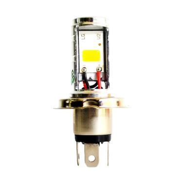 9nine Luminos Aksesoris Motor Lampu ...  Sisi Plug & Play - Putih