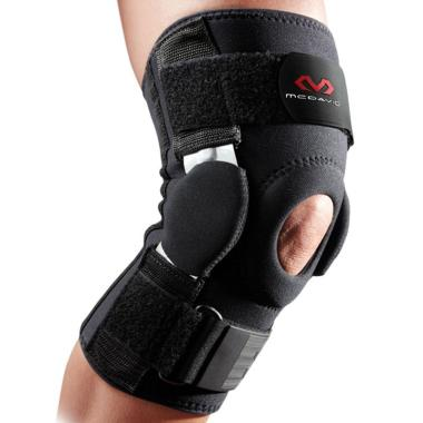 harga McDavid 429X Black Knee Brace with Polycentric Hinges and Cross Straps Alat Pelindung Blibli.com