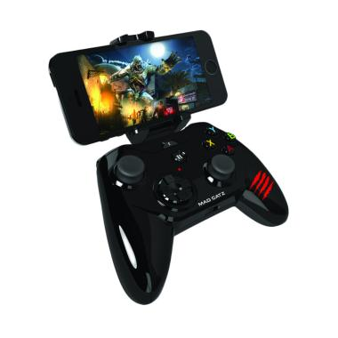 Mad Catz C.T.R.L.i Mobile Gamepad a ... le TV/iPhone/iPad - Black