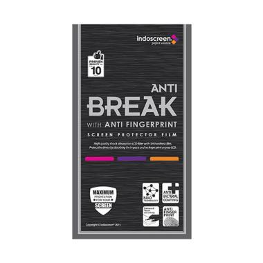 Indoscreen Anti Break Screen Protec ... e 4/V+/J1 MINI/V2 - Clear