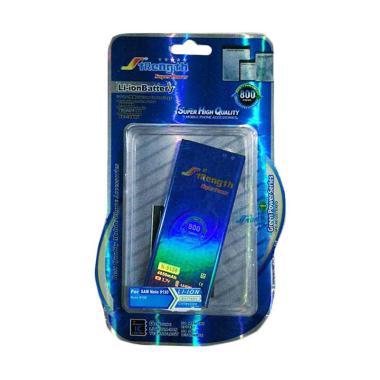Strength Super Power Battery for Samsung original Galaxy Note 4 Edge N9150 [4850 mAh]