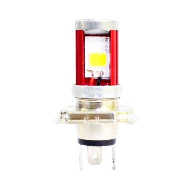 Raja Motor Aksesoris Motor Lampu De ...  [DOH-H4-New-2Sisi-Putih]