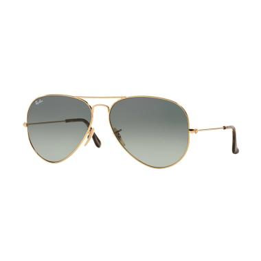 Ray-Ban 181-71 Aviator Large Metal  ... nglasses - Gold [Size 58]