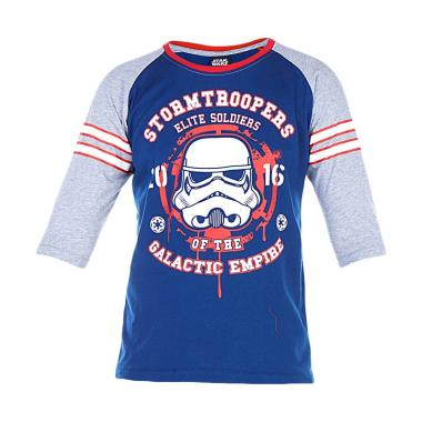 Star Wars Rogue One Galactic Empire ... nak Laki-Laki - Biru Navy