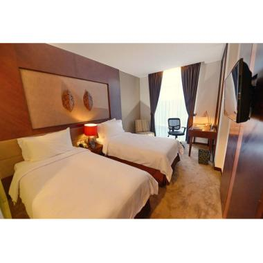 Grand Tjokro Hotel Balikpapan Room Type Superior E-Voucher [1 Malam]