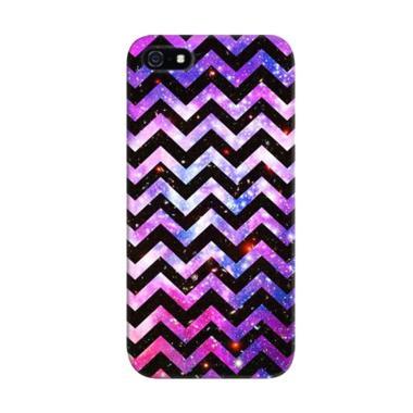 Indocustomcase Galaxy Chevron Custo ...  for Apple iPhone 5/5S/SE