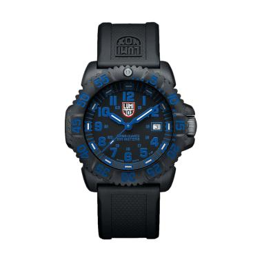 Luminox NAVY SEAL Colormark 3050 Se ...  Black Blue [GGL.L3053.S]
