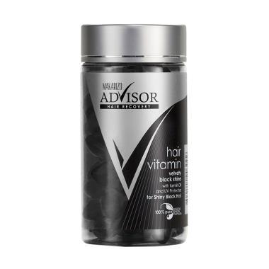 Makarizo Advisor Hair Recovery Hair ... vety Black Shine - 50caps