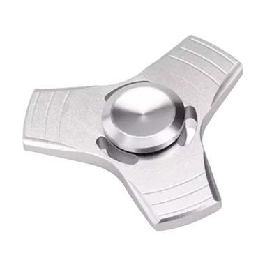 EPU Fidget Spinner  Mainan Edukasi Anak - Silver