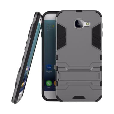 ProCase Shield Armor Kickstand Iron ... sung Galaxy A9 Pro - Grey