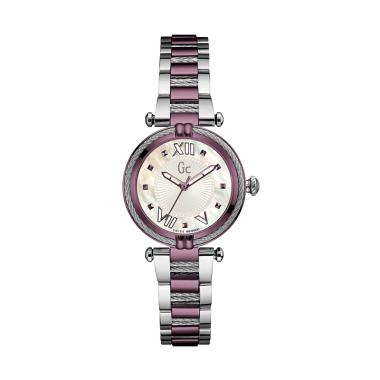 Guess Collection Gc Cablechic Y1800 ... an Wanita - Silver Purple
