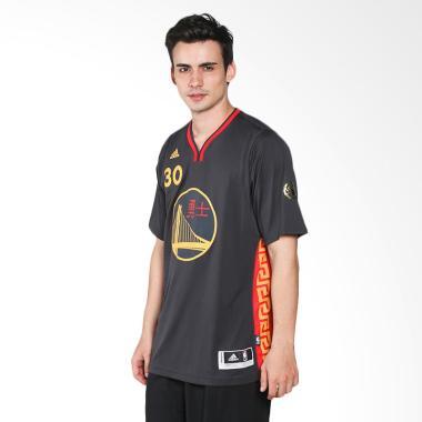 adidas Men Basketball NBA Golden St ... bu Jersey Basket (AL6837)