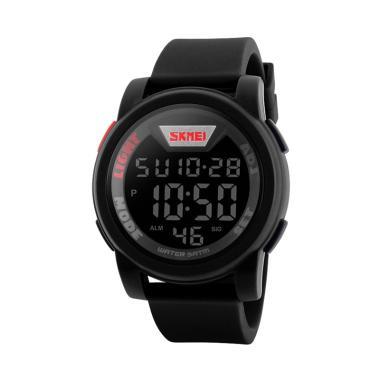SKMEI Digital Sport Rubber LED Watch Jam Tangan ...