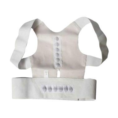 Terapi Tulang Punggung Power Magnetic Posture Support Alat  [XL]