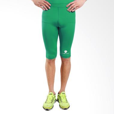 Tiento Original Baselayer Manset Ti ...  Half Pants - Green White