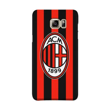 Indocustomcase Soccer AC Milan 3D L ... amsung Galaxy Note 5 N920