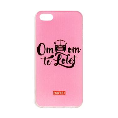 QCF Softshell Ultrathin OM TELOLET  ... or Apple iPhone 5G/5S/5SE