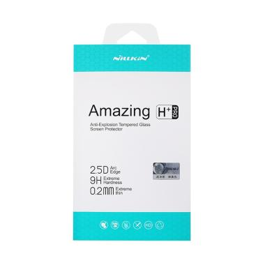 Nillkin Anti Explosion H+ Pro Tempe ... On 7 2016 - Clear [0.2mm]
