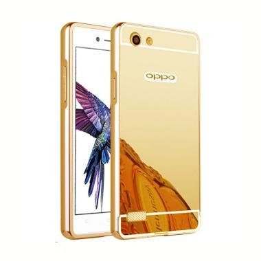 Bumper Mirror Alumunium Metal Slidi ...  F1s Selfie Expert - Gold