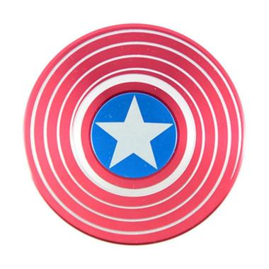 EPU Fidget Spinner Captain America  ... Steel Hand Fidget Spinner