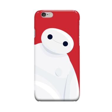 Indocustomcase Cartoon Baymax Cover ... e 6 Plus or 6S Plus - Red