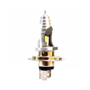 Raja Motor ONS Lampu Depan Halogen  ... per White [DOH9043-Putih]