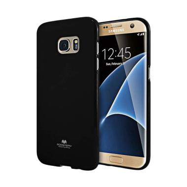 Goospery Mercury Original Color Pea ... ng Galaxy S7 Edge - Black