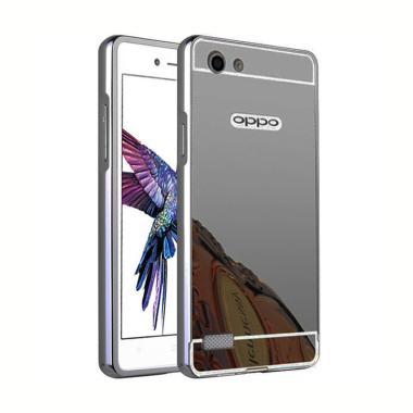 Bumper Mirror Alumunium Metal Sliding Hardcase Casin... Rp 39.000 · Bumper Case Mirror Sliding Casing for Xiaomi Redmi 2.