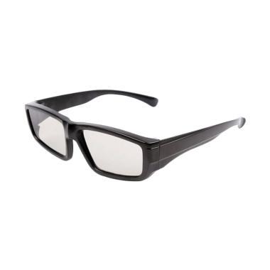 Kacamata 3D Polarized RealD Lens fo ... ve/Blitz Megaplex Bioskop
