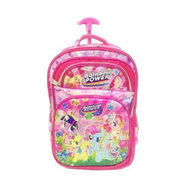 Bravery My Little Pony 5 Flower Ful ... imensi Troley Tas Sekolah