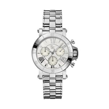 Guess Collection Femme Chronograph  ... sex Gc X73001M1S - Silver