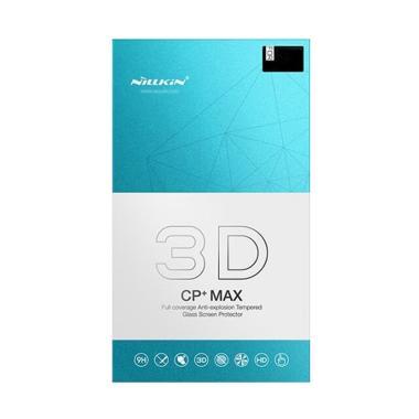 Nillkin 3D CP+ MAX 9H Tempered Glas ...  S8 - Hitam [Full Screen]